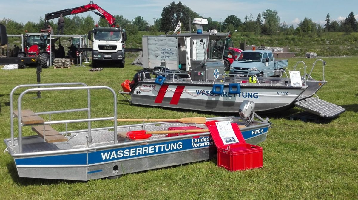 Wasserwehrtag Lustenau 2017