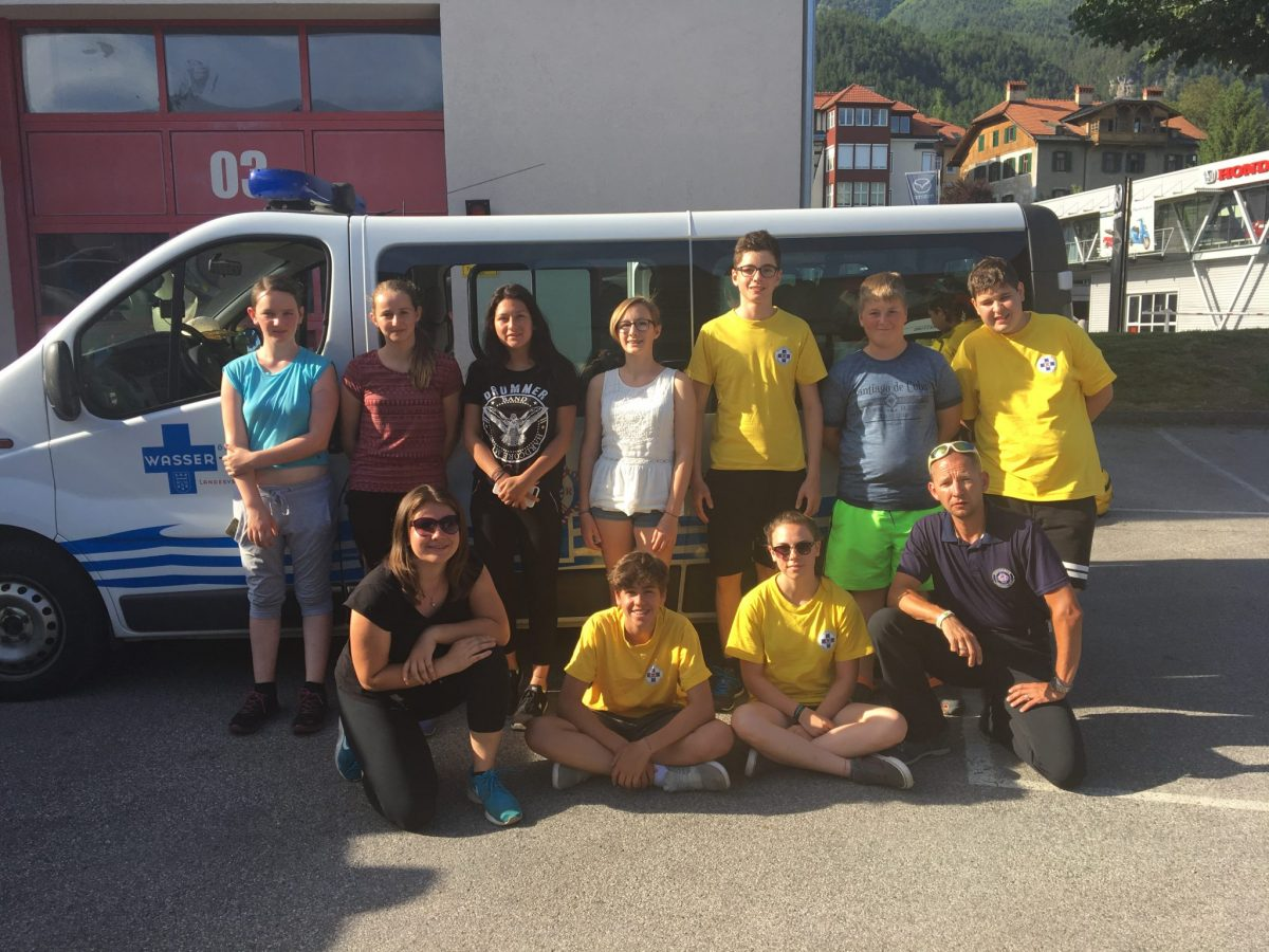 Jugendlager 2017 in Italien
